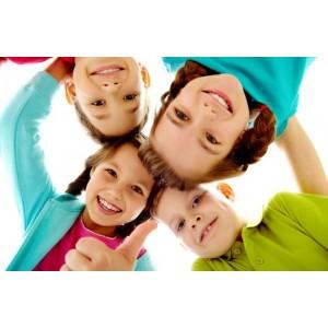3—6岁幼儿健康发展情况