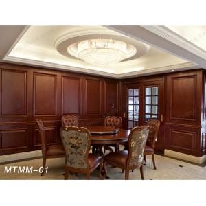 美式室内门 原木门 实木复合木门  原木门