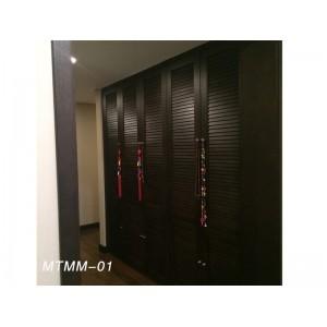 优质实木移门 欧式衣柜门