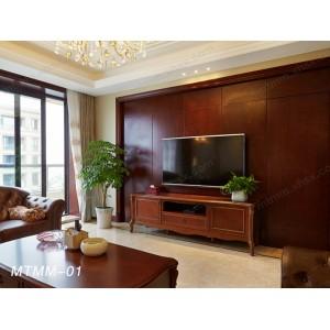 复合实木门 室内门套装 中式古典卧室门
