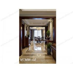 木门 中式风格 优质木料 质量保障
