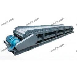鳞板输送机 链板输送机 板式输送机