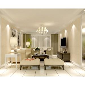 香河恒达兴装饰工程有限公司 客厅装饰