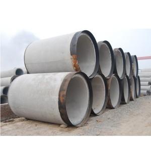 三河三通钢筋混凝土管 柔性接口钢套环