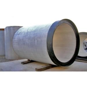 混凝土管接口套环 柔性接口刚套环