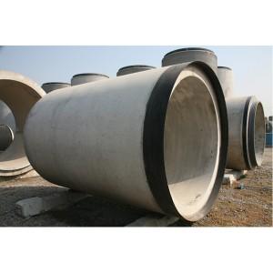 混凝土排水管套环 钢筋混凝土管柔性接口钢套环