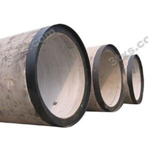 钢筋混凝土顶管钢套环
