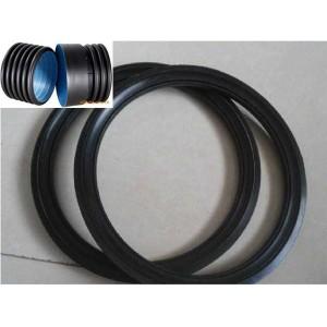 钢筋混凝土排水管橡胶圈 三河橡胶密封圈