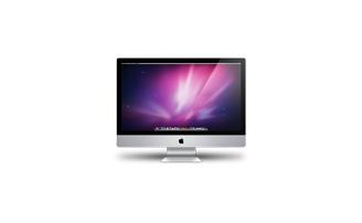 苹果MAC一体机维修,安装系统服务 (1)