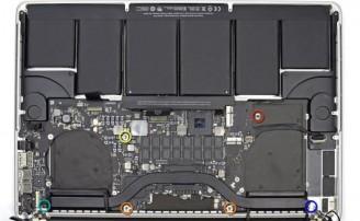 苹果Macbook pro主板维修,换屏维修服务 (1)