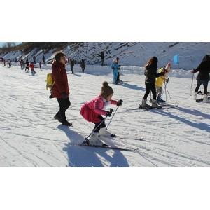 杨家寨主题乐园 滑雪场
