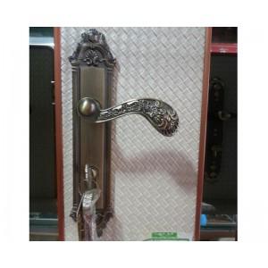 简约欧式美式室内门锁卧室三件套装门锁
