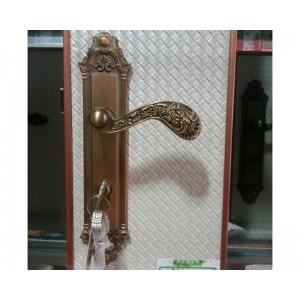 欧式门锁室内门锁卧室房门锁实木门锁