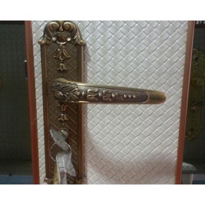 室内门锁 现代室内卧室卫生间 木门门锁
