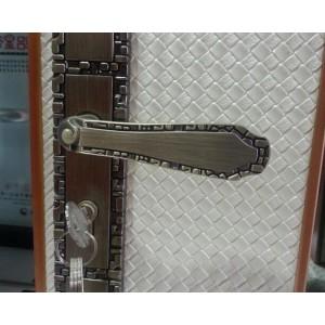 通用门锁 室内分体锁 实木门锁把手房门锁