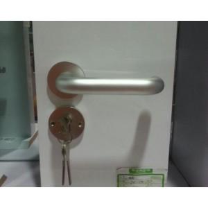 欧式门锁 室内把手 房门锁静音门锁