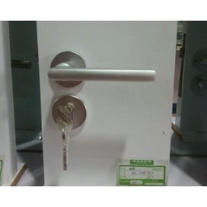 室内欧式 反提卧室静音门锁三件套