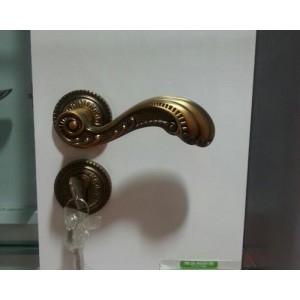 静音门锁 现代室内卧室 房门锁三件套