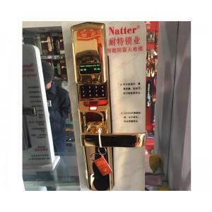 家用指纹锁 电子锁 指纹密码锁防盗门