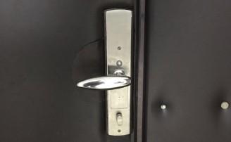 防盗门指纹锁 (1)