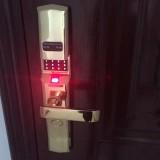 指纹锁密码锁刷卡锁智能锁防盗门锁