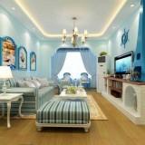 客厅地中海装修风格