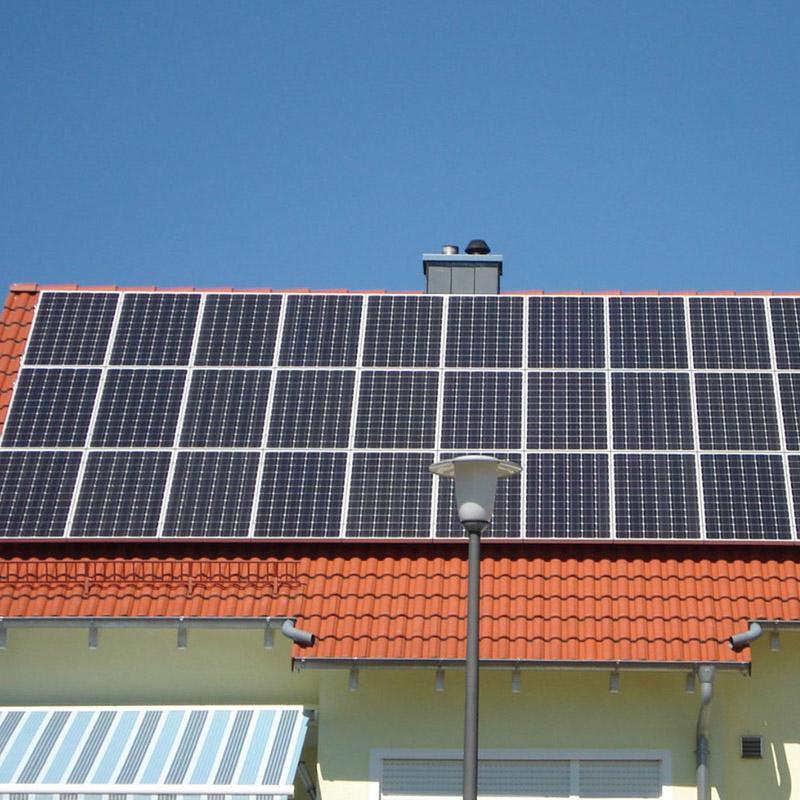 香河鑫海优能新能源 家庭安装光伏发电