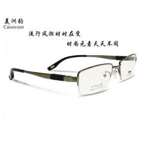 香河大视界美洲豹男士镜框