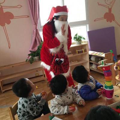 香河圣恩乐思幼儿园圣诞节