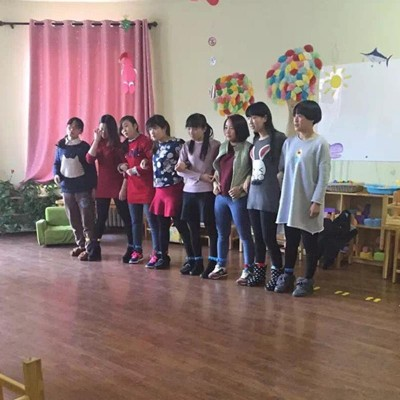 圣恩乐思芭乐园教师 幼儿教师