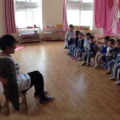 香河圣恩乐思芭乐园教师风采