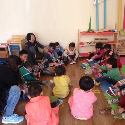 圣恩乐思芭乐园 幼儿区域活动