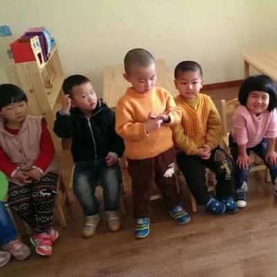 香河圣恩乐思芭乐园区域活动 香河幼儿园