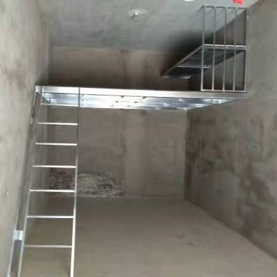 赤峰车库二层焊接04