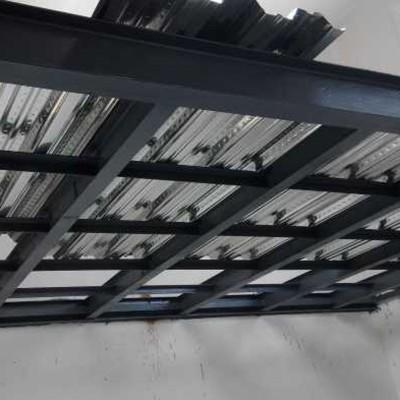 赤峰车库二层焊接02