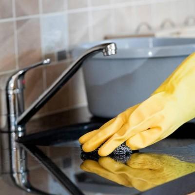 百家顺厨房台保洁