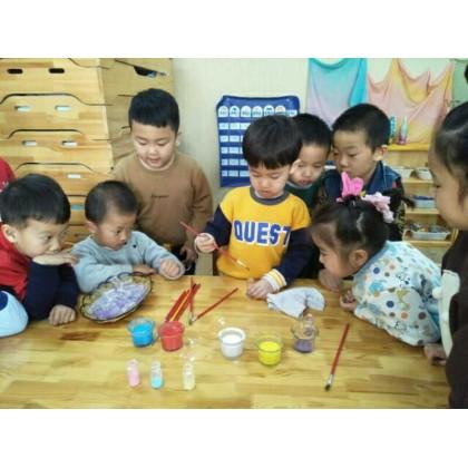香河县圣恩乐思幼儿园――美术班