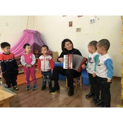 香河县圣恩乐思幼儿园―音乐课