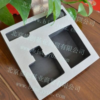 灰色包装棉 植绒EVA