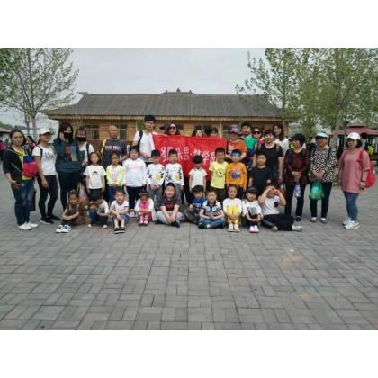 圣恩乐思笆学园春游