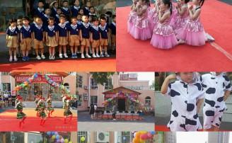圣恩乐思笆学园'庆六一、艺术月' (9)
