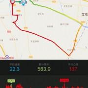 香河捷安特骑行,铠骑100 (98播放)