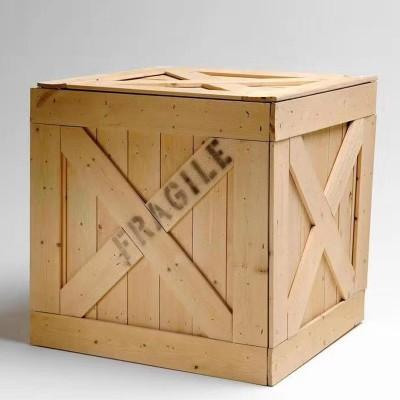 出口木箱 实木木箱08