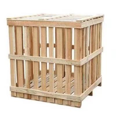 定做各种规格花格木箱 09