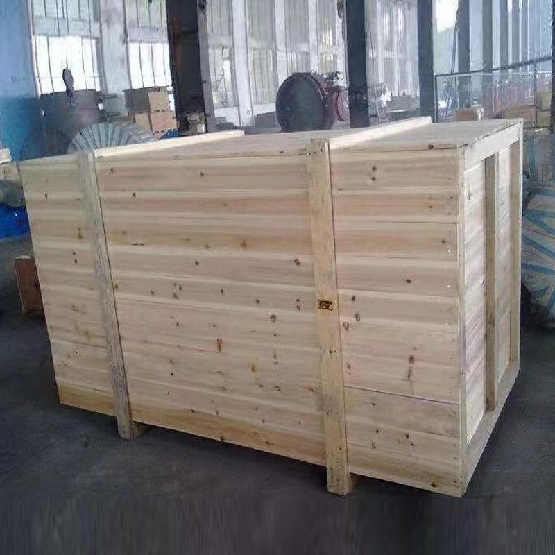 发货用包装  木条木箱16