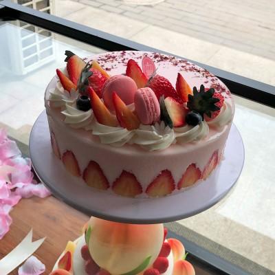 县城免费送货生日蛋糕11#