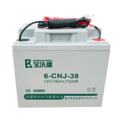 阀控密闭式铅酸蓄电池6-CNJ-38