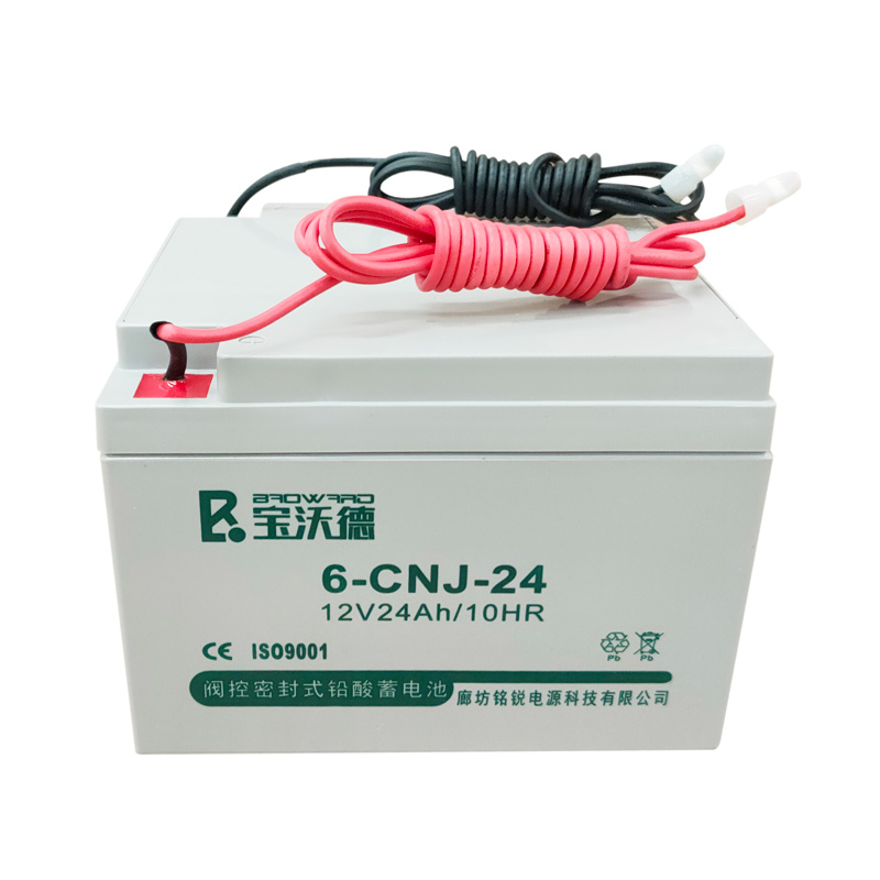 阀控密闭式铅酸蓄电池6-CNJ-24