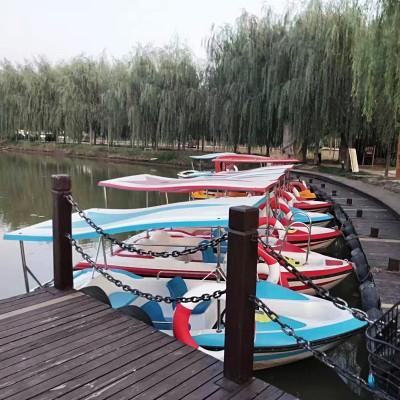 杨家寨水上脚踏船