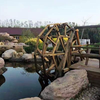 杨家寨园内景观